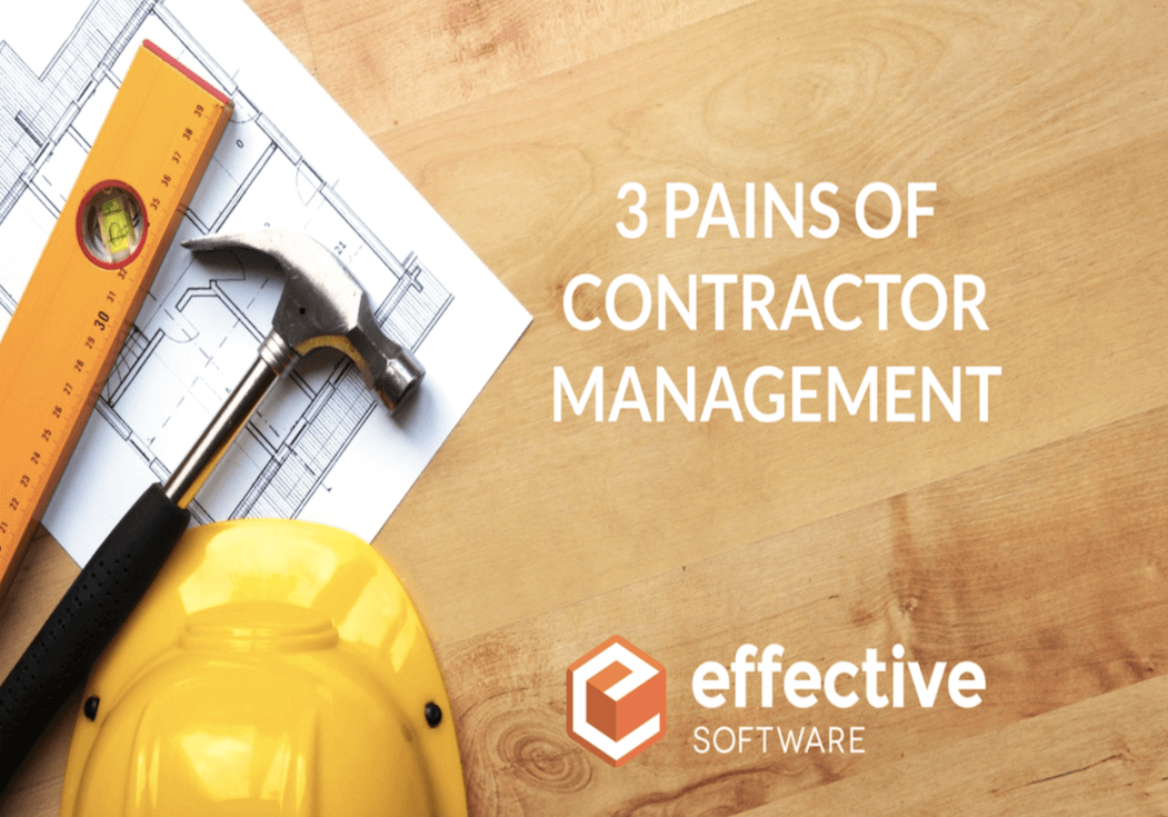 Webinar Recording | 3 H&S Pains of Contractor Management