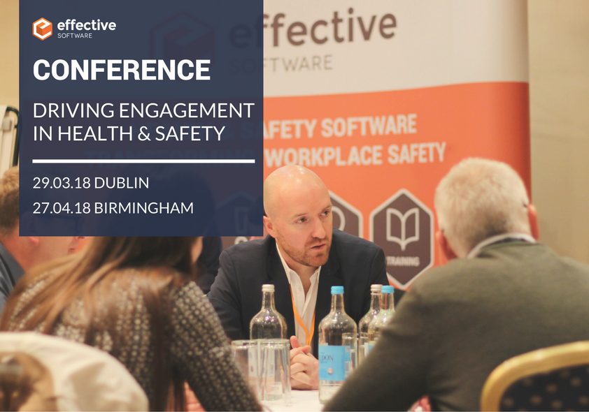 Driving Engagement In Health & Safety Conference