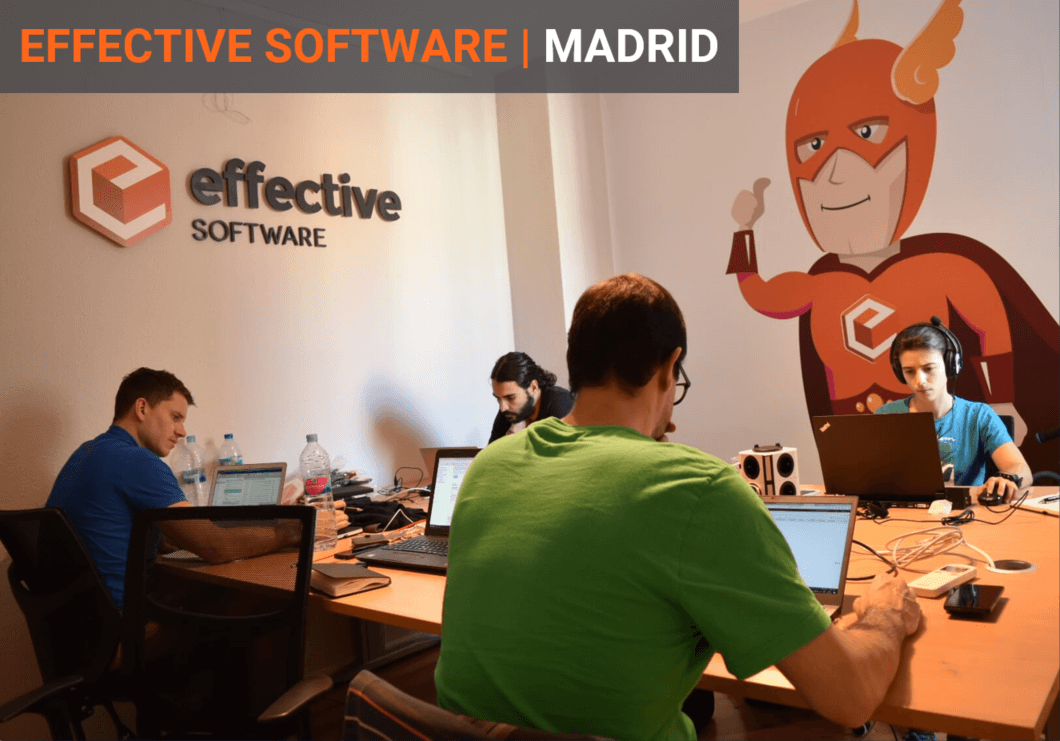 Effective's New Madrid Office!