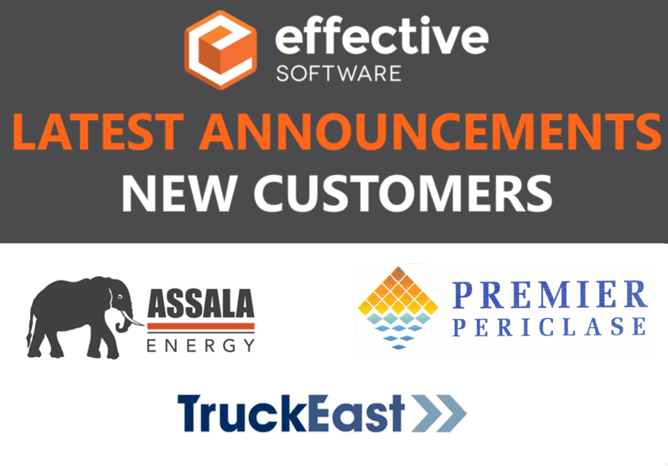 Latest Announcements – New Customers