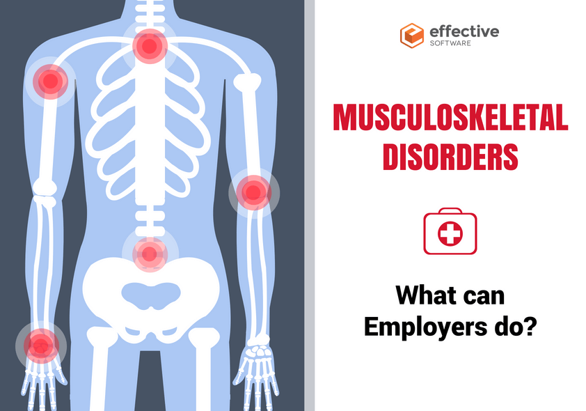 Musculoskeletal Disorders - What can Employers do?