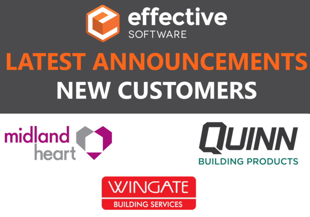 Latest Announcements - New Customers