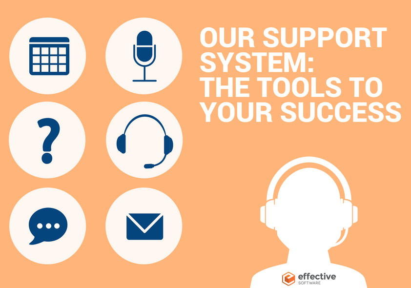 Our Support System: The tools to your success