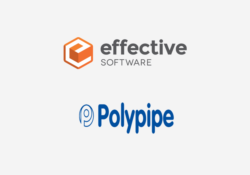 Polypipe becomes Effective Software's latest customer