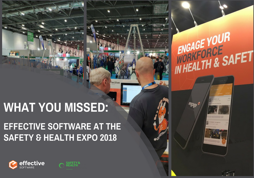 What You Missed: Safety & Health Expo 2018