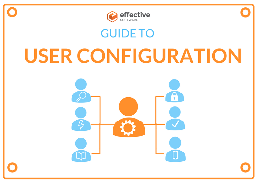 Guide to User Configuration